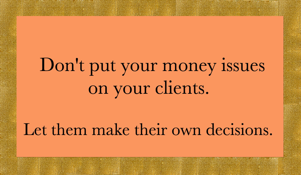 money issues